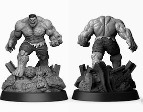 hulk smash 3D printable model