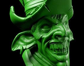 Goblin bust print 3D print model