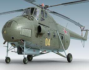 Mil Mi-4 3D model
