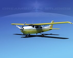Cessna 210 Centurion V13 3D model