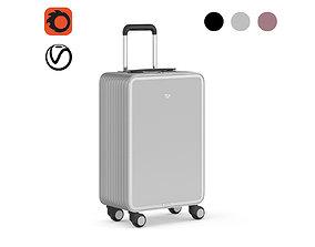 3D TUPLUS X2 Aluminum Hard Case Carry-On Luggage