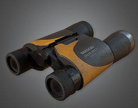 3D asset Binoculars - PBR Game Ready