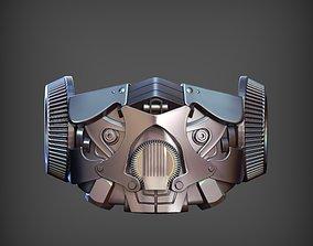 3D print model Robot Mask - Fan Art