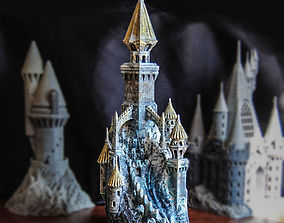 THE GOLDEN TOWERS 3D printable model