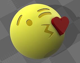 Emoji 3D printable model