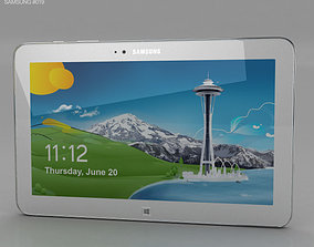 Samsung Ativ Tab 3 3D asset