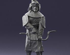 samurai Warrior 0303-7 3D Print Ready