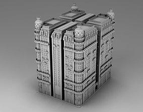 Hotel NewYORK 3D printable model