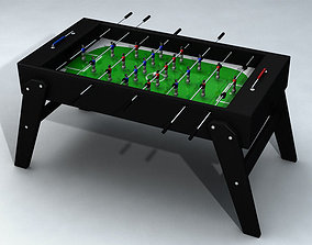 Table Soccer 3D model