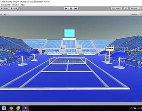 Stadium2017 3D asset