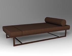 3D model Massage Bed
