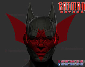 Batman Beyond Helmet - DC Comics 3D printable model 1