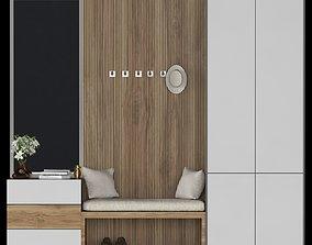 hall furniture 025 3D model