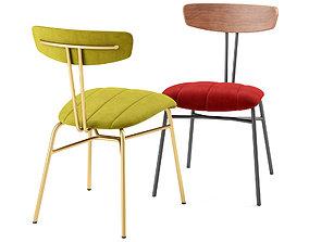 Amy Chair Set 3D