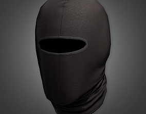 Robbery Mask BHE - PBR Game Ready 3D model