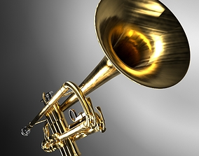 3D Trumpet01