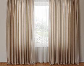 Curtain 02 3D
