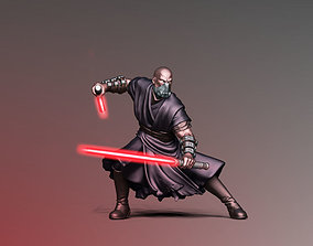 darkjedi Sith 3D print model - Dark apprentice