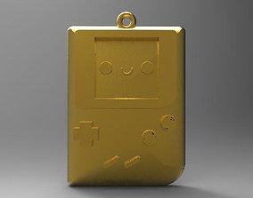 Game boy 3D printable model
