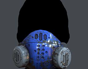 realtime Gas mask helmet 7