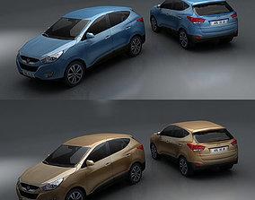 3D model Hyundai ix35