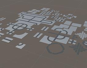 3D road kit