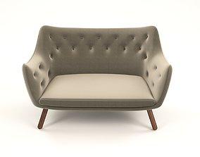 Basic sofa 3D