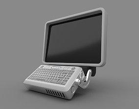 3D Computer Terminal