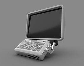 3D model Computer Terminal