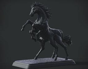 sculptures 3D print model Sleipnir