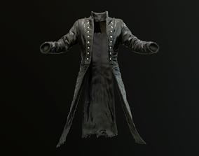 Old coat 3D model