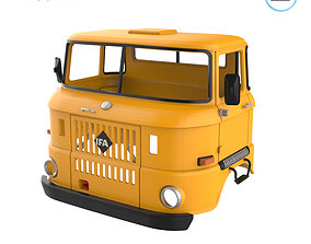3D printable model IFA W50 Cabin - Full Professional