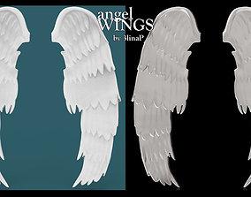 ANGEL WINGS 3D printable model angel
