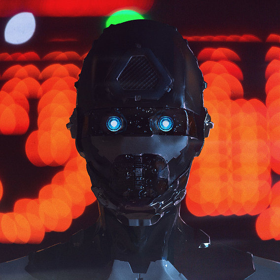 Robot Mask Concepts