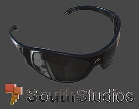 Ronny Glasses AR VR 3D model