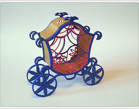 3D printable model The carriage for Cinderella