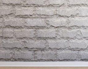 3D model Stone cladding Stone 015