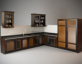 3D model lottocento Le cucine dell eleganza