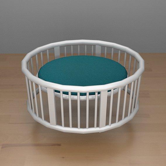 Babys bed