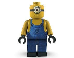 Minion Smarteye 3D model