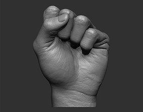 Fist printable finger