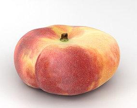 3D Saturn Peach