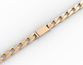 jewelry 3D print model chain