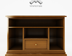Small TV Cupboard - Anemone 3D model