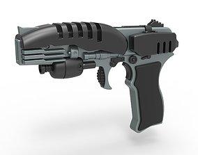 3D Phaser pistol EM-33 from Star Trek