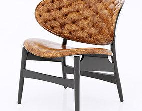 Baxter Dalma Little Armchair 3D