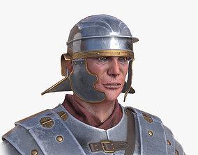 3D model Lowpoly Roman Legionnaire