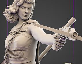 3D print model Huntress Birds of Prey