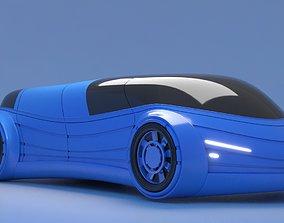 Future Car 29 3D model