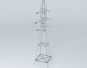 3D model TLT G Astras Ieriku Riga Latvia